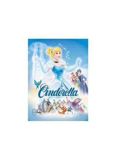Disney Cindrella-2 50x70 cm Kanvas Tablo Renkli